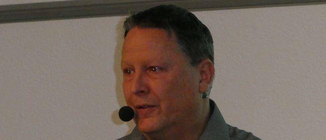 Josef Moll - Die Kraft der Zahl für das Hier und Jetzt