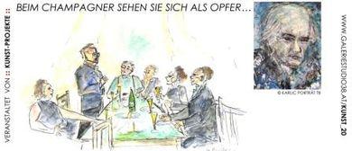 Konfrontation mit Thomas Bernhard beim Mittagstisch