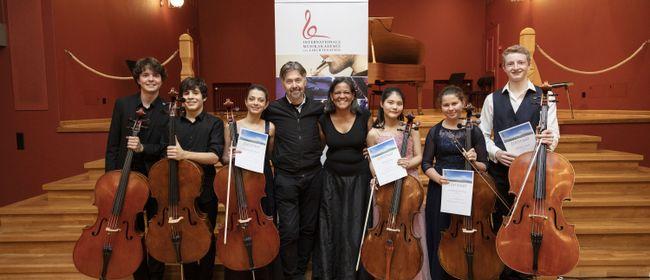 LIVESTREAM: Virtuoso Konzert  Klasse von Prof. I. Monighetti