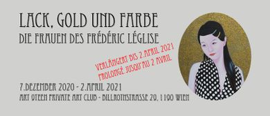 LACK, GOLD UND FARBE – Die Frauen des Frédéric Léglise