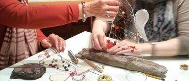 KUNST PAUSE  |  Kreativkurse für Senioren 60+