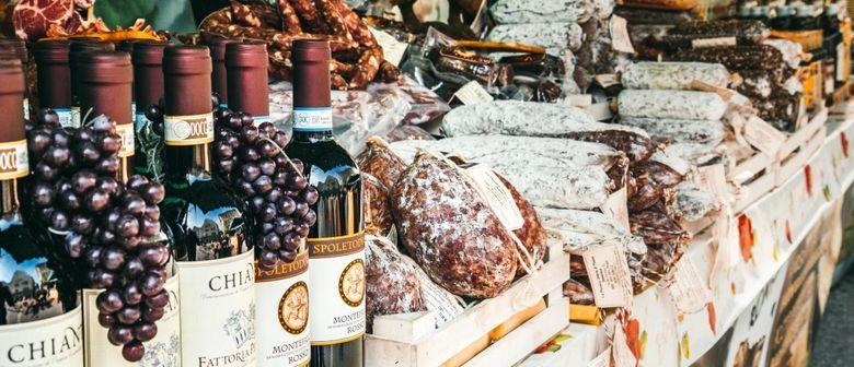 Italienischer Spezialitätenmarkt