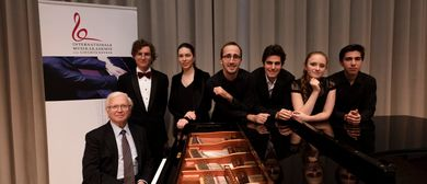 LIVESTREAM: Virtuoso Konzert: Klasse von Prof. Pavel Gililov