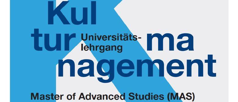 Kulturmanagement Master