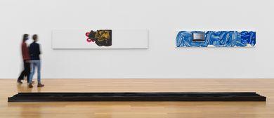 US-amerikanische Künstlerpositionen innerhalb der Sammlung
