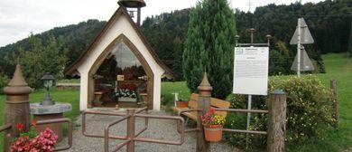 Tagestour - Sagenweg von Alberschwende nach Andelsbuch