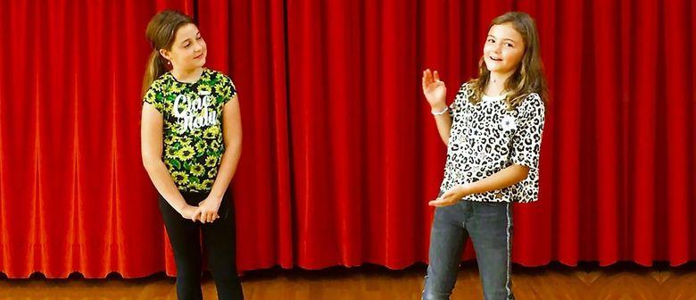 Impro-Theater-Workshop