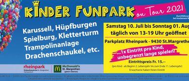 Kinder-Funpark 2021 - beim Rheinpark St. Margrethen