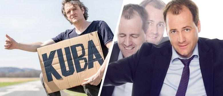 Wiener Kabarettfestival 2021-Christof Spörk & Stefan Haider