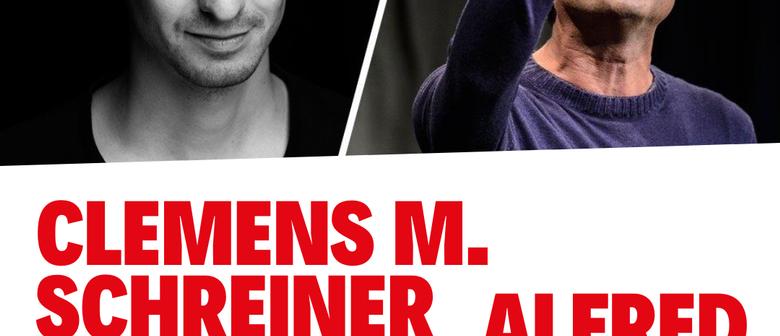 Wiener Kabarettfestival 2021-C.M. Schreiner & Alfred Dorfer