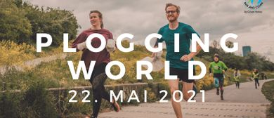 Plogging World in Wien