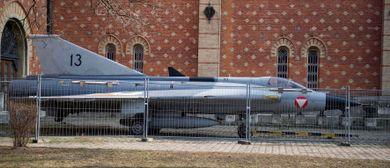 Altes Eisen neu entdeckt: Museumsbesuch geht auch im Freien