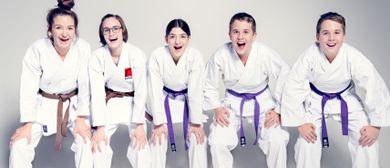 Karate Anfängerkurs für Kinder + Teenies , KARATE BREGENZ