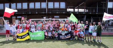 25 Jahre Hearts 4 Children Kleinfeldfussball Benefizturnier