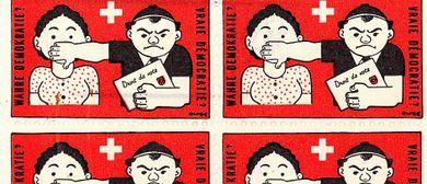 50 Jahre Frauenstimmrecht in der Schweiz