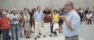 Kuratorführung mit Rudolf Sagmeister