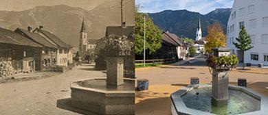 ONLINE: Liechtenstein damals und heute