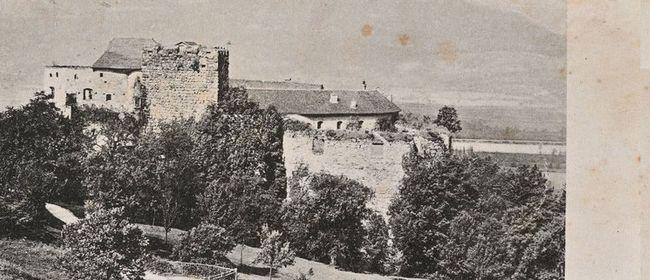 Liechtenstein damals und heute