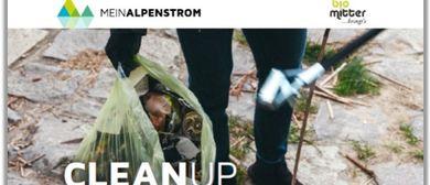MeinAlpenStrom CleanUp > Mach mit!