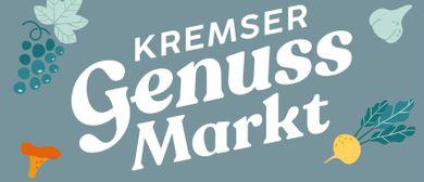 Der Kremser Genussmarkt - Wo Regionalität auf Genuss trifft: CANCELLED