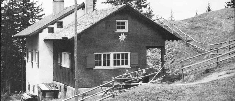 """Onlinevortrag """"Die Hochälpelehütte"""""""