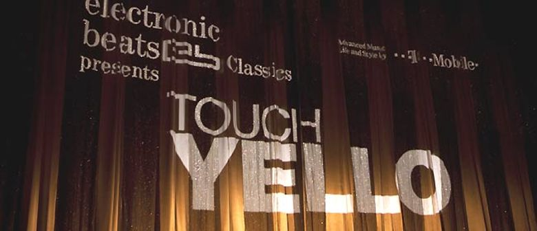 Touch Yello - Virtuelles Yello Konzert von Electronic Beats