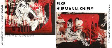 Elke Hubmann-Kniely Mensch - Raum - Farbe online