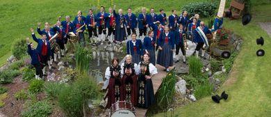 Platzkonzert der Silbertaler Bürgermusik