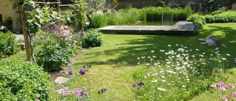 Der naturnahe Garten im Jahreskreislauf