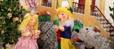 Friedburger Puppenbühne – Kasperl und der Zauberer Spaghetti