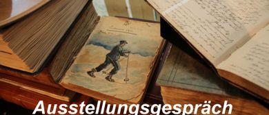 Ausstellungsgespräch im Stadtmuseum Dornbirn