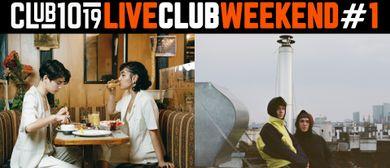 Livestream: Aze • Skofi & Skyfarmer @ 1019 Live Club Weekend