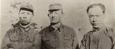 """Vortrag: """"Der chines. General und Nationalheld J. Rosenfeld"""""""