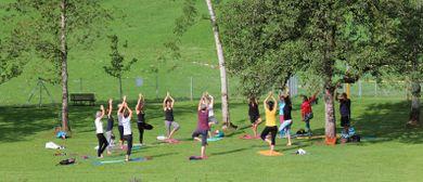 Happy Weekend Yoga