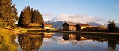 Alpen_Blick GENUSSWANDERUNG Bartholomäberg