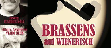 BRASSENS auf WIENERISCH – Chansons im Gipsy-Jazz