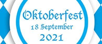 Oktoberfest 2021 Wien im Zug