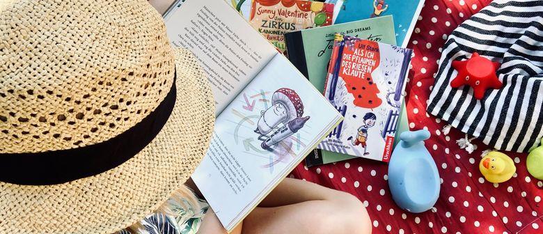 Lesen im Park - für Kinder und Familien