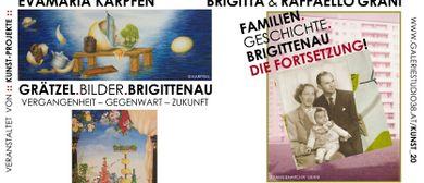 Evamaria Karpfen & Familiengeschichte Brigittenau