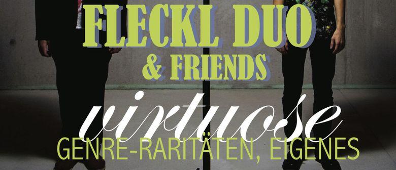 FLECKL DUO & FRIENDS – Klarinette und Klavier aufgestockt