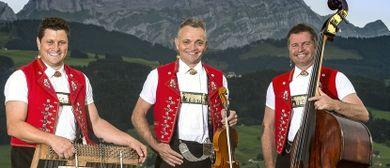 Buchriibeli & Dörigehnts mit dem Appenzeller Echo (Trio)