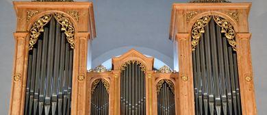 Konzert mit Trompete und Orgel