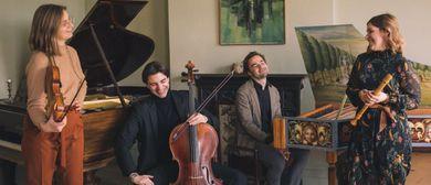 Konzert am Mittag: Apollo's Cabinet – Hommage à Telemann