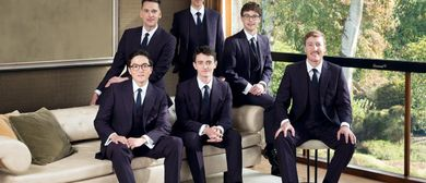 The King's Singers und orchester le phénix