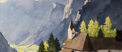 Ausstellung Reinhold Stecher