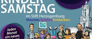Kindersamstag Stift Herzogenburg
