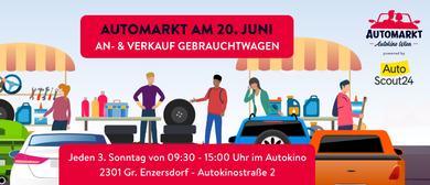 1.Automarkt im Autokino powered by Autoscout24