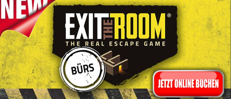 Exit The Room Bürs