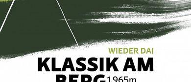 KLASSIK AM BERG - 1965m - Patscherkofel - Innstrumenti