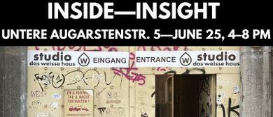 INSIDE––INSIGHT: Open Studios Untere Augartenstraße 5